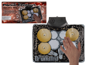 Mini drum mat